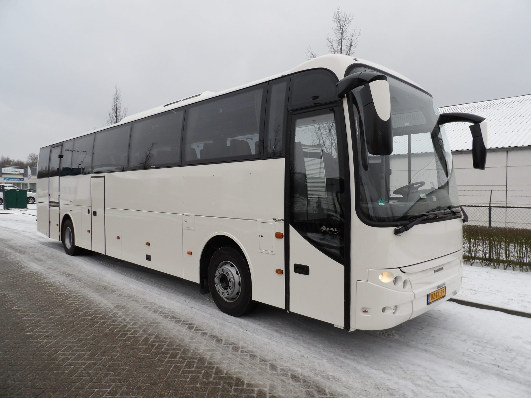 "Featured image for ""VDL Berkhof Axial 50, VOLVO met Rolstoellift, Euro 5"""
