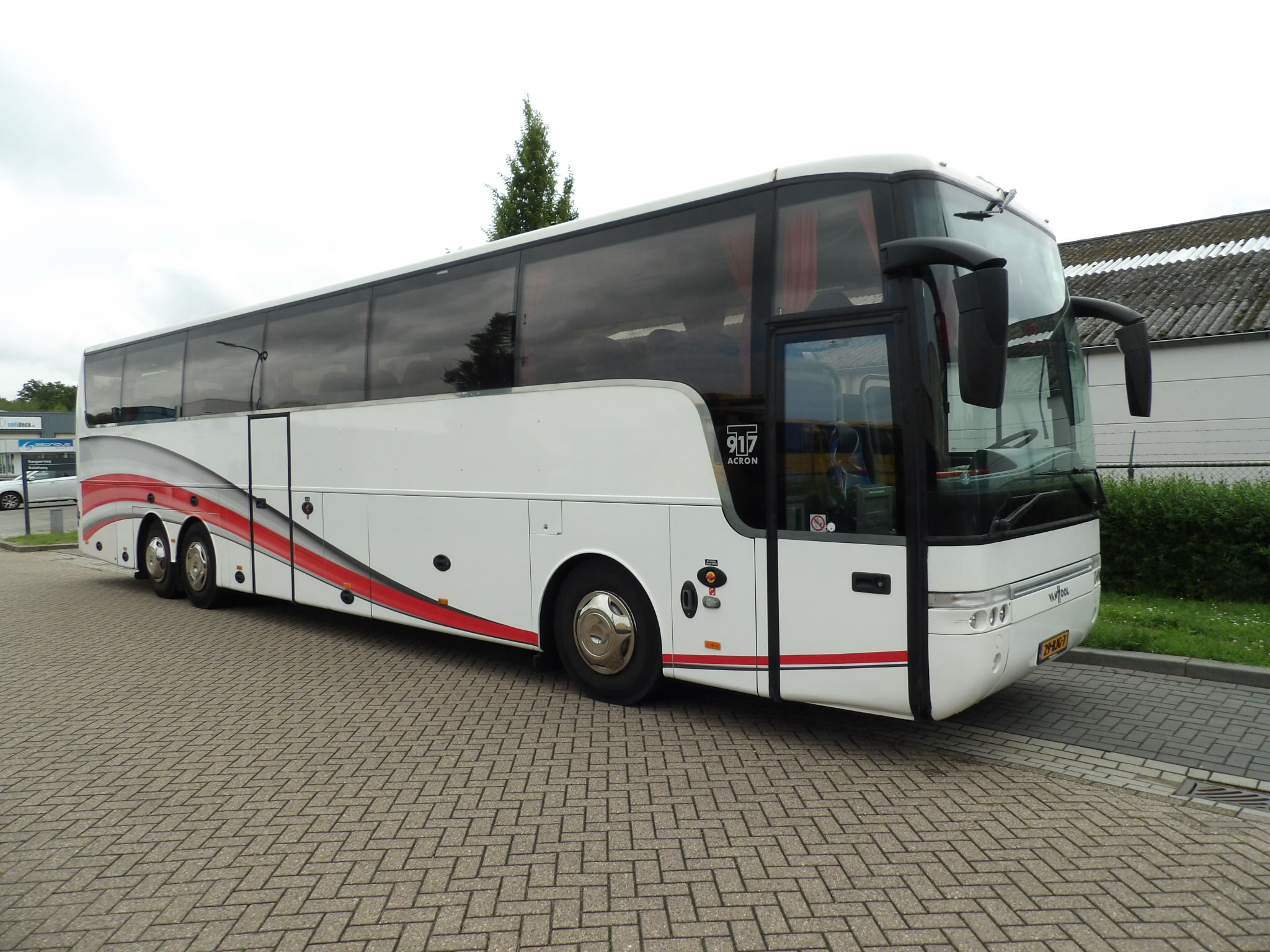 """Featured image for """"Vanhool T917 Acron, EURO 4, 62 Pl."""""""