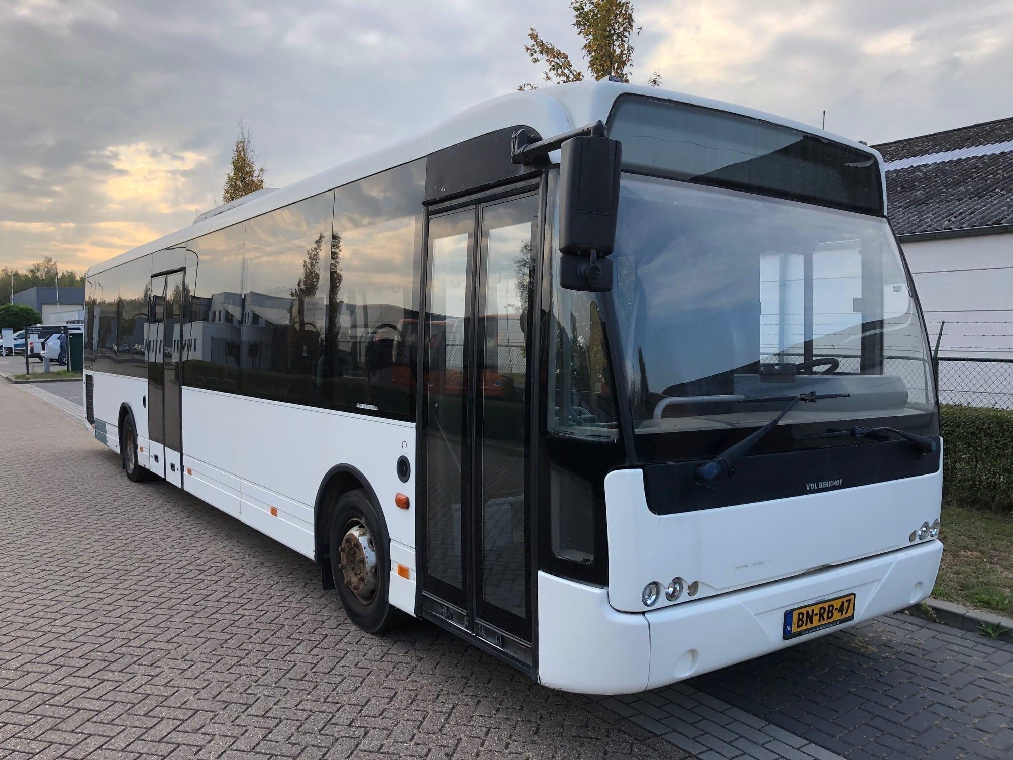 """Featured image for """"VDL Berkhof Ambassador 200, Euro 3"""""""